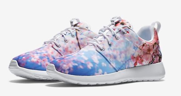 best loved dd8e4 e6786 New cherry blossom sneakers from Nike